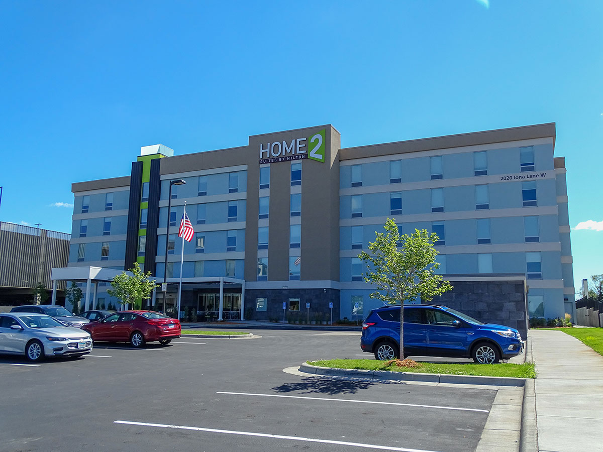 Lodging Home 2 Suites Roseville