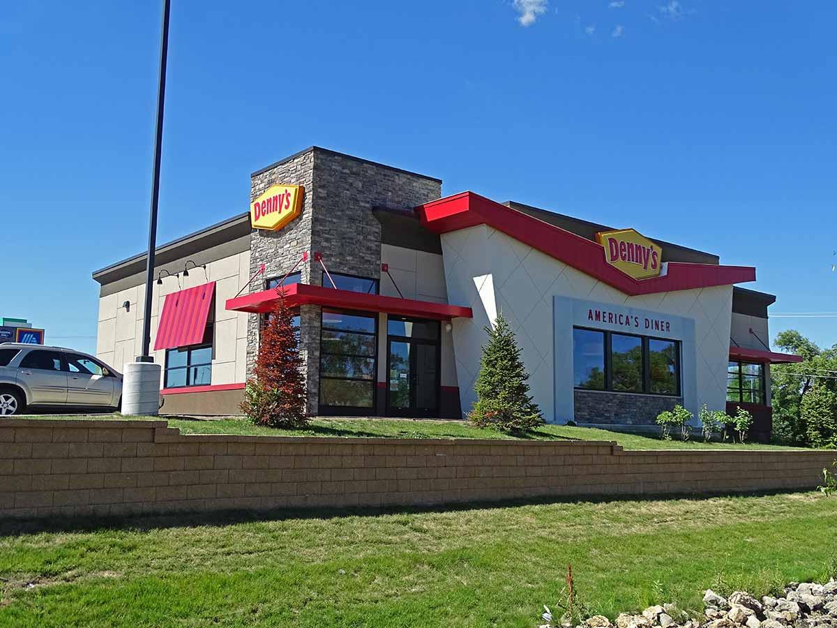 Restaurant Dennys Roseville