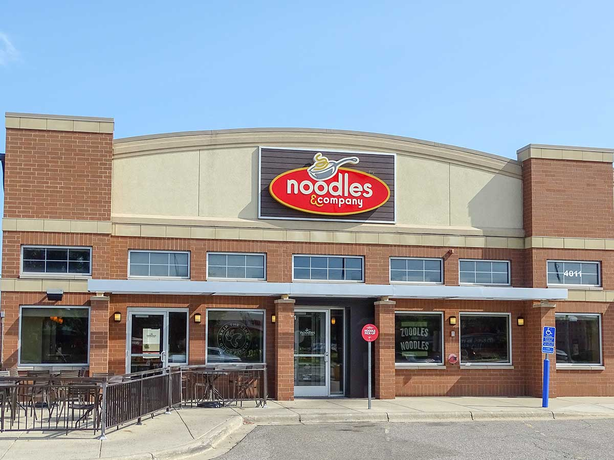 Restaurant Noodles Company
