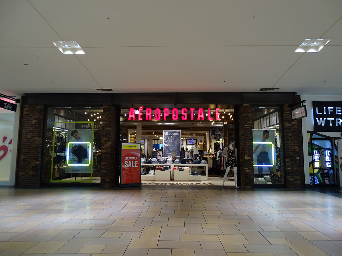 Retail Aeropostale St Cloud