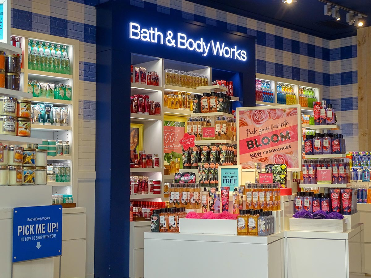 Retail Bath Body Works St Cloud