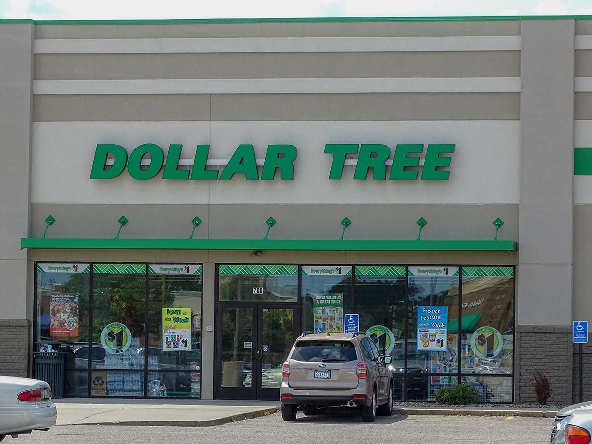 Retail Dollar Tree Unknown