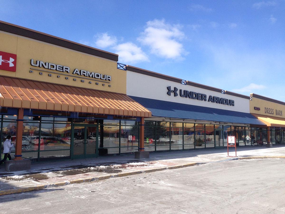 Retail Under Armour Albertville